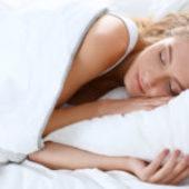 «Wachrütteln» für besseren Schlaf!